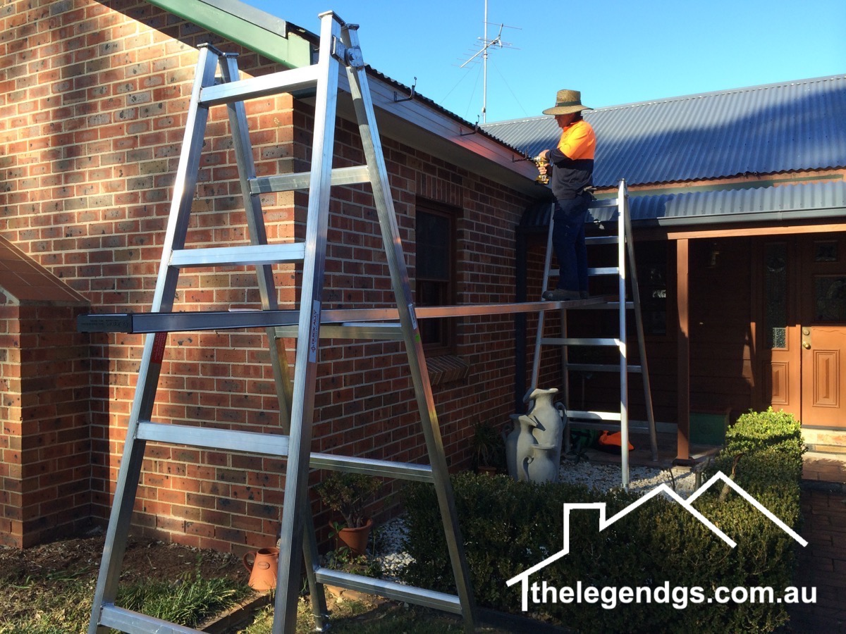 Gutter Replacement Sydney - The Legend GS