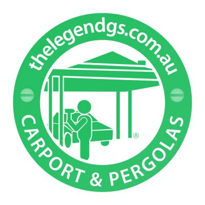 Carpost & Pergolas - The Legend GS