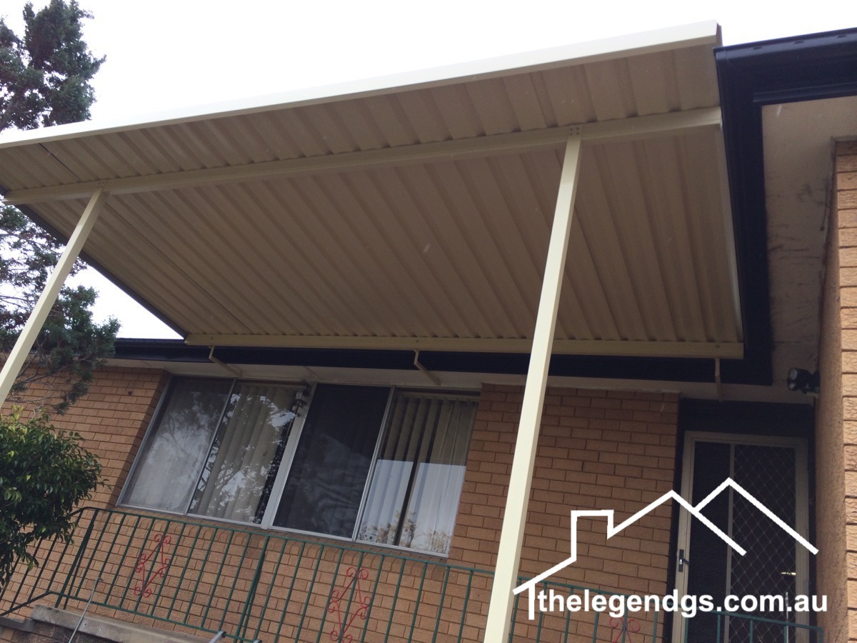 Carport and Pergolas Sydney - The Legend GS
