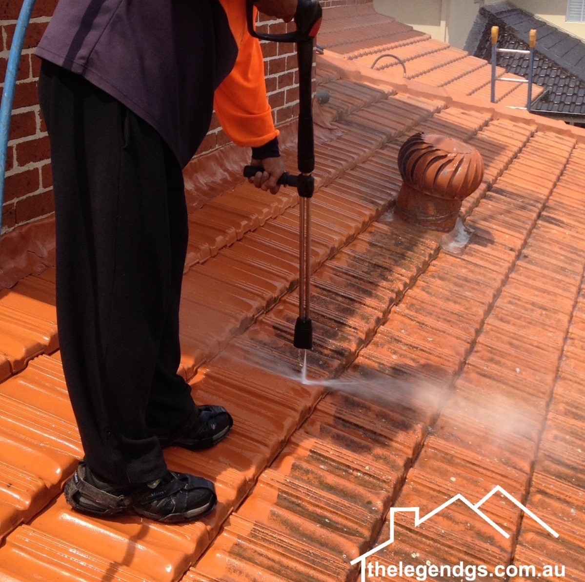 High Pressure Cleaning - The Legend GS