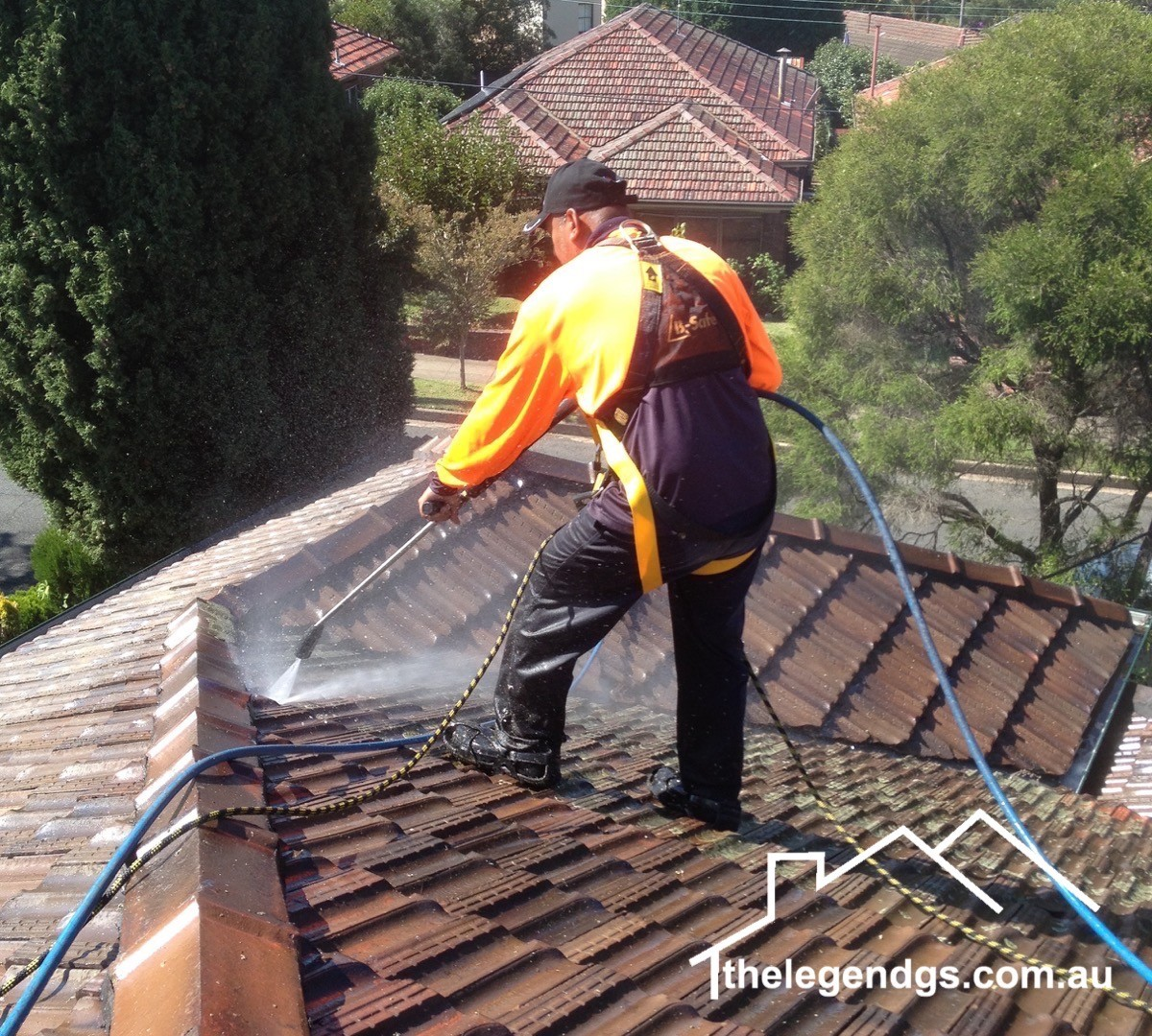 High Pressure Cleaning Wollongong The Legend GS - The ...