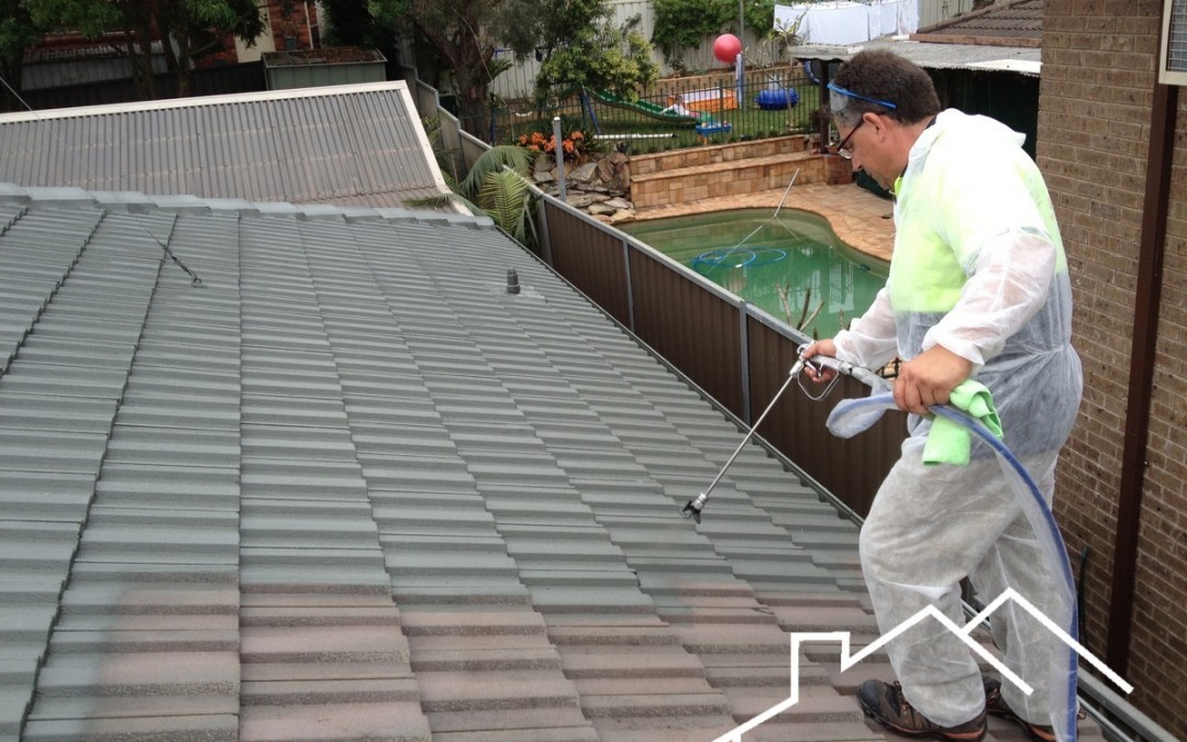 Roof Restoration Wollongong The Legend GS