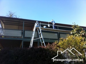 Gutter Replacement Sydney The Legend GS