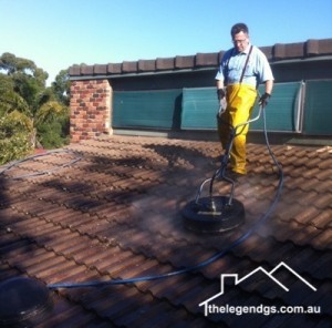 High Pressure Cleaning Sydney The Legend GS