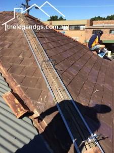 Roof Restoration Sydney The Legend GS
