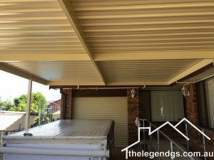 Carport and Pergolas Sydney The Legend GS